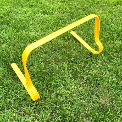 5 stk Freeplay Flex Agility Træningshække - 23 cm