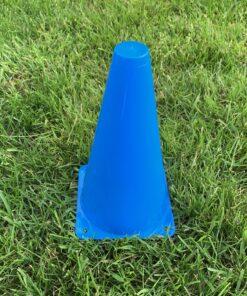 1 stk Freeplay Markering og Sportskegle 23 cm - Blå