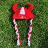 Original Roligan Danmark Vikinge Hat