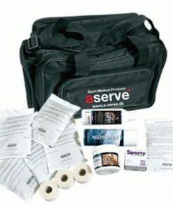 Aserve Førstehjælpetaske med indhold - Stor model