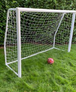 Fodboldmål Freeplay Elite Pro i hvid